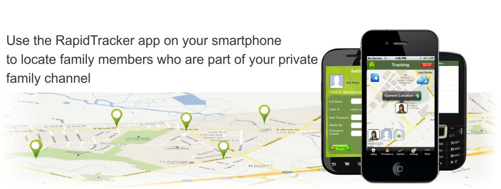 LOCATE PEOPLE THAT OWN SMART PHONE